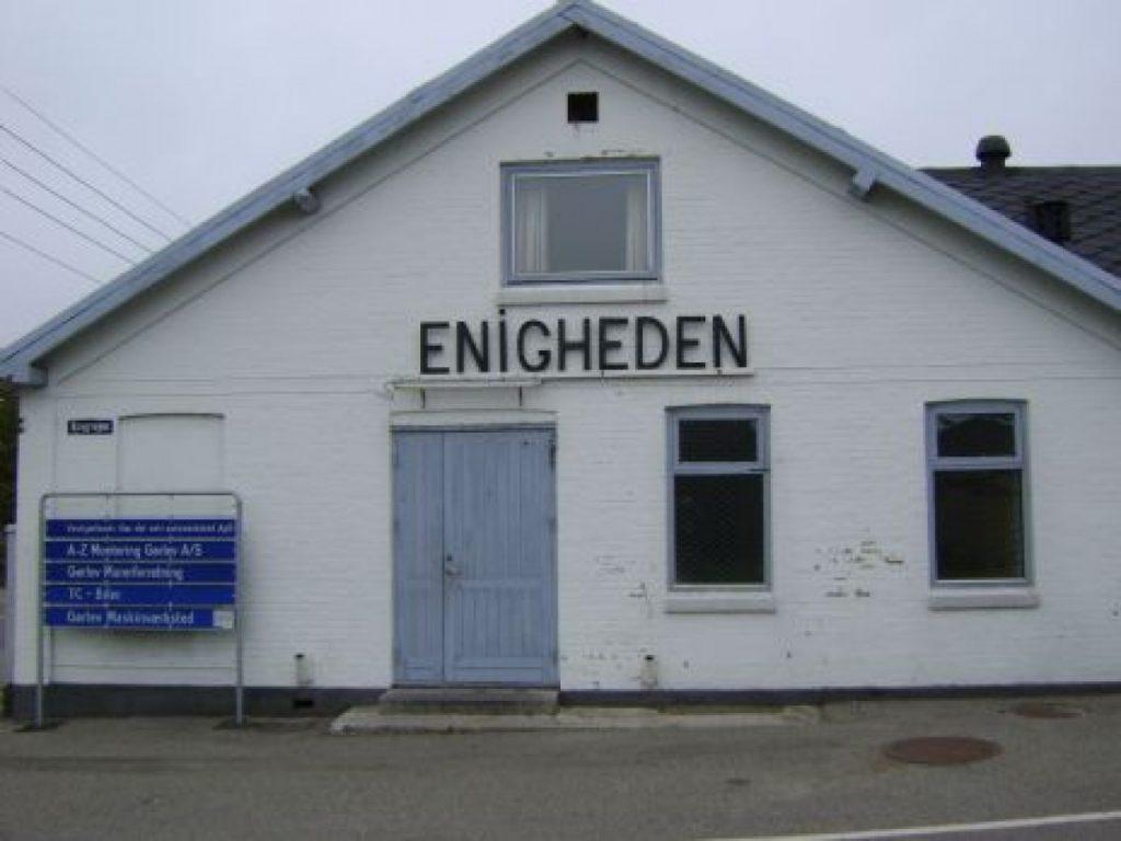Enigheden - Forsamlingshus Gørlev