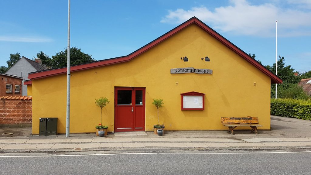 Kr. Helsinge forsamlingshus